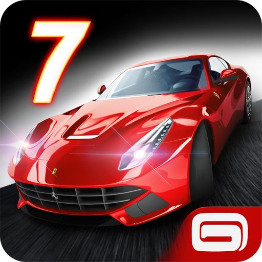 Asphalt 7: Heat Android Front Cover
