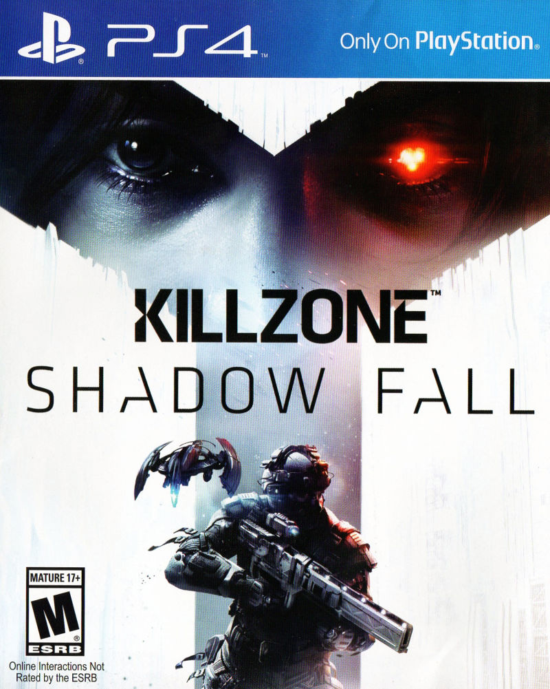 Killzone: Shadow Fall for PlayStation 4 (2013) - MobyGames