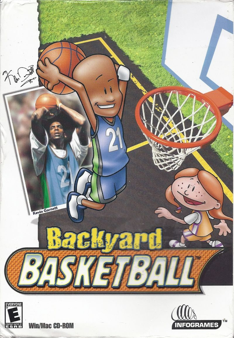 backyard basketball for windows 2001 mobygames