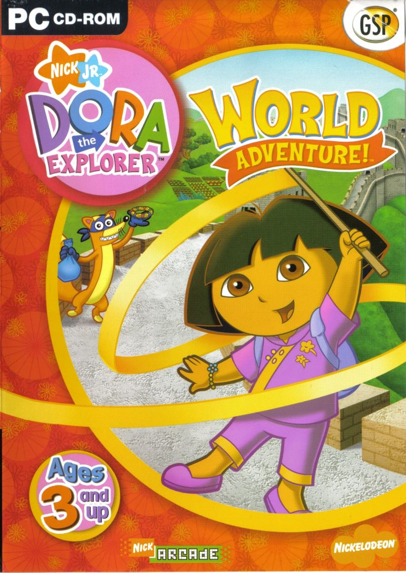 Dora the Explorer: World Adventure!