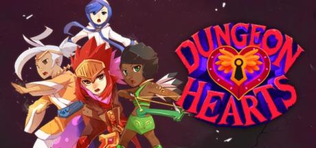 Dungeon Hearts Linux Front Cover