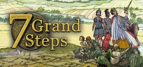 7 Grand Steps: What Ancients Begat Macintosh Front Cover