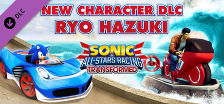 Sonic & All-Stars Racing Transformed: Ryo Hazuki