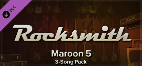 Rocksmith: Maroon 5 - 3 Song Pack Windows Front Cover