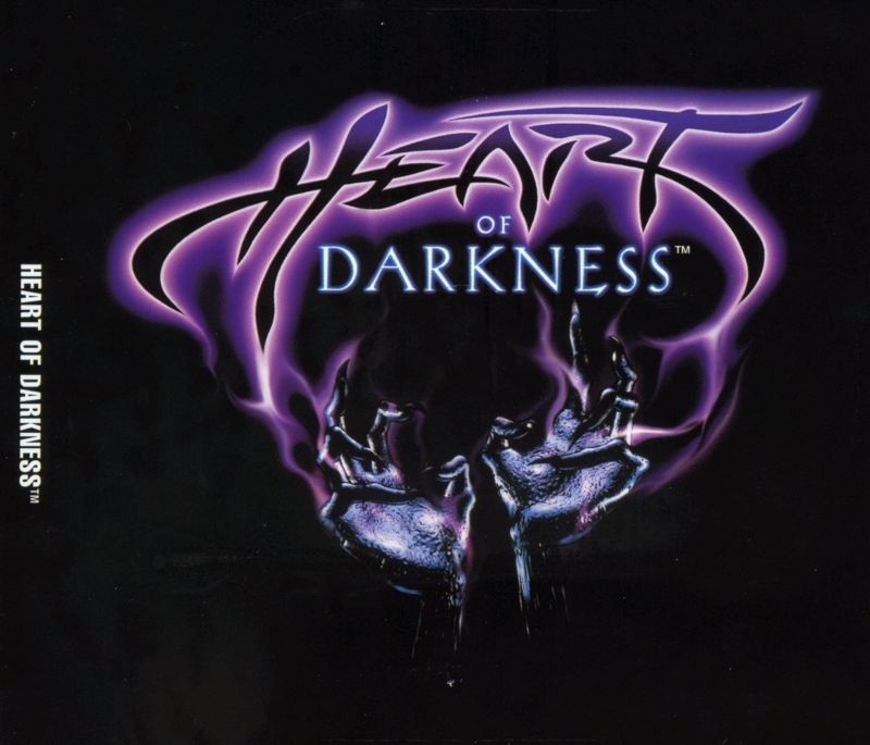 Heart of Darkness Windows Other Jewel Case - Right Inlay