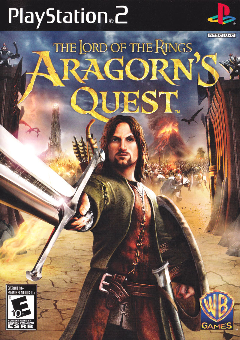 Lord Of The Rings Quest