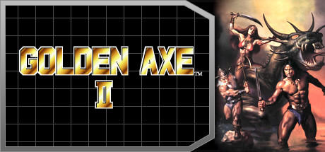 Golden Axe II Linux Front Cover