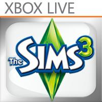 The Sims 3 Windows Phone Front Cover