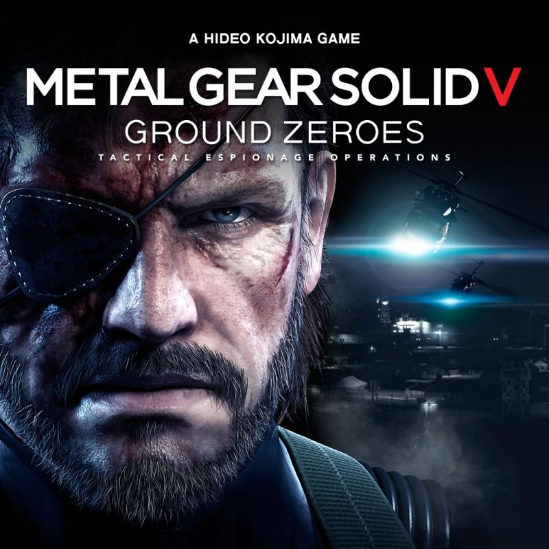 Metal Gear Solid V: Ground Zeroes For PlayStation 3 (2014