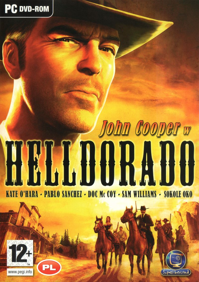 Helldorado Windows Front Cover