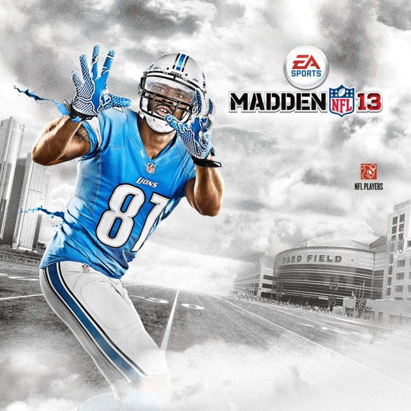 Madden NFL 13 PlayStation 3 Front Cover