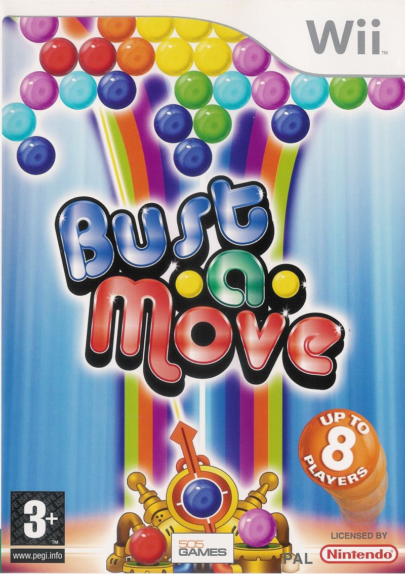 Bust a move bash wii pal download