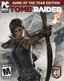 Tomb Raider: Game of the Year Edition Windows Front Cover