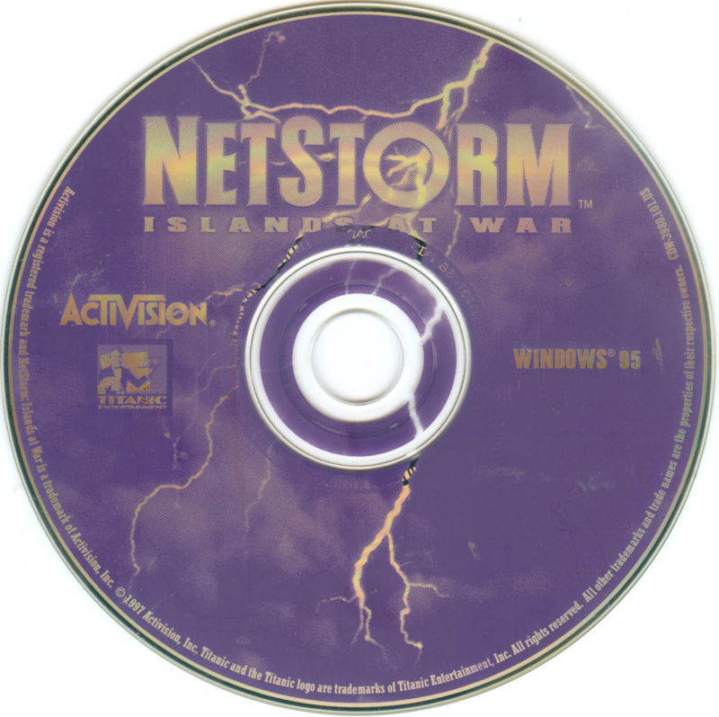 NetStorm: Islands at War Windows Media