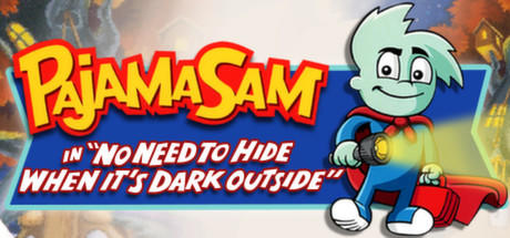 Pajama Sam: No Need to Hide When It's Dark Outside Linux Front Cover