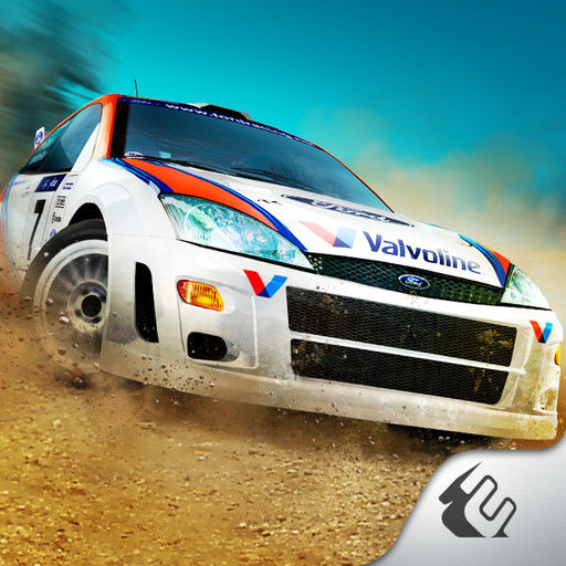 Colin McRae Rally Android Front Cover