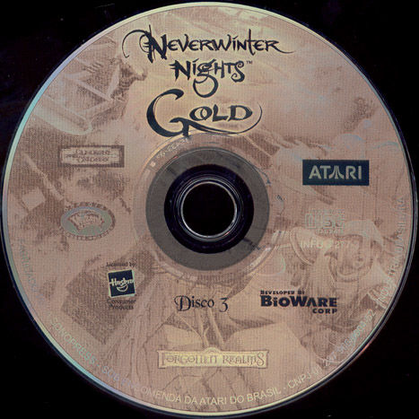 Neverwinter Nights: Gold Windows Media Disc 3