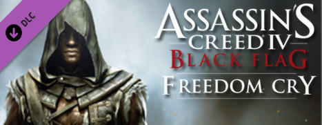 Assassin's Creed IV: Black Flag - Freedom Cry Windows Front Cover