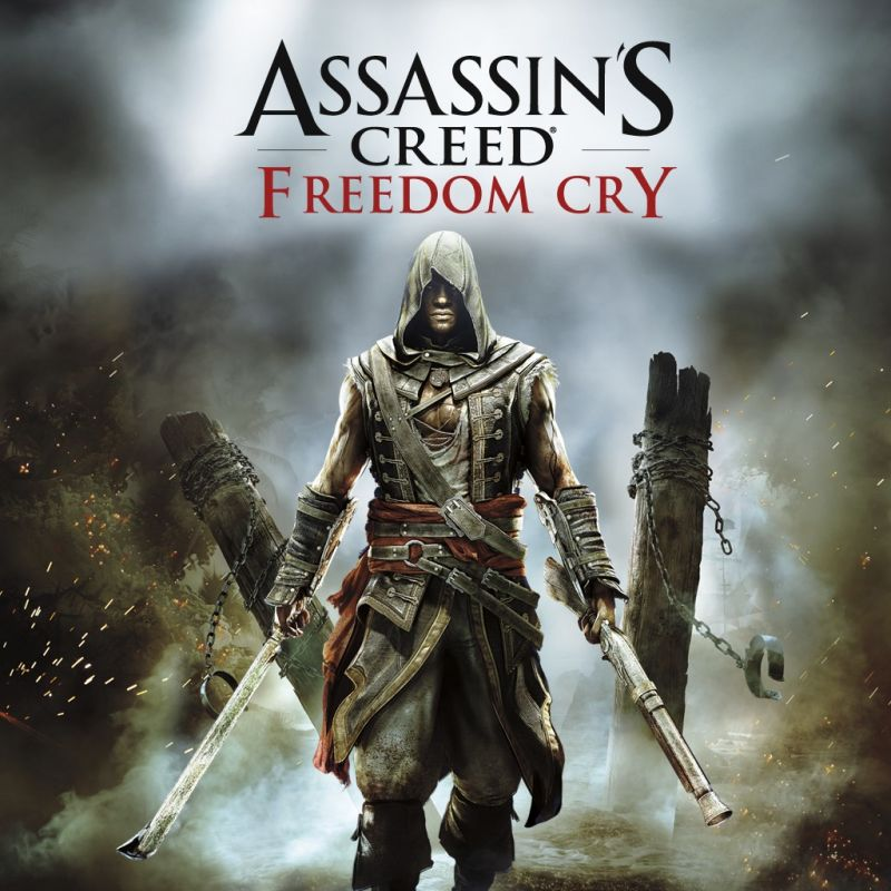 Assassin S Creed Iv Black Flag Freedom Cry 2013 Playstation 4