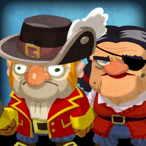 Scurvy Scallywags Android Front Cover
