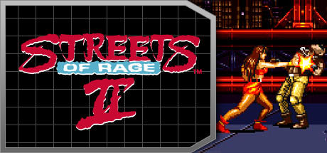 Streets of Rage 2 Linux Front Cover