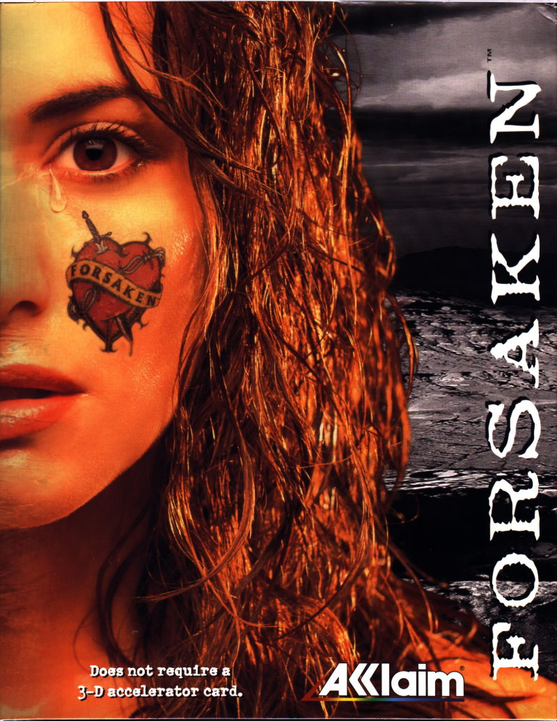 Forsaken Windows Front Cover