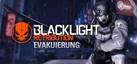 Blacklight: Retribution Windows Front Cover German cover version