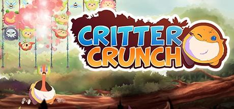 Critter Crunch  Macintosh Front Cover