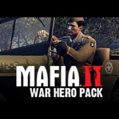 Mafia II: War Hero Pack PlayStation 3 Front Cover