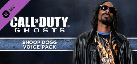 Call of Duty: Ghosts - Snoop Dogg Voice Pack Windows Front Cover