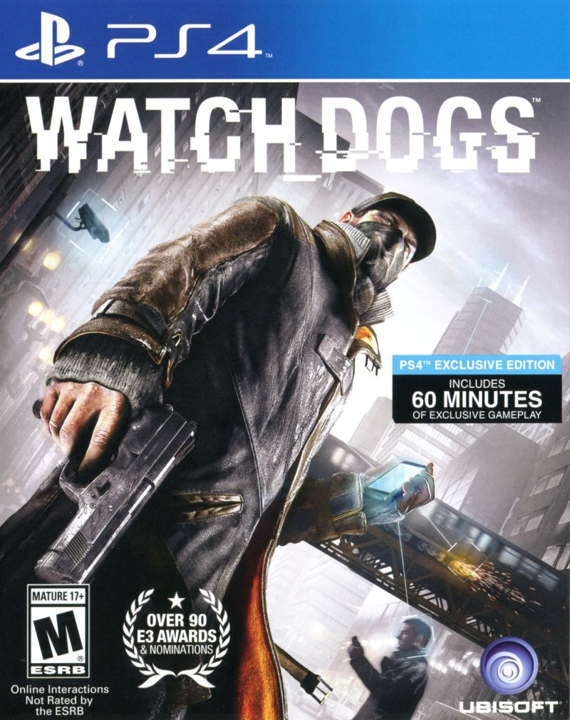 Watch Dogs  Playstation Exclusive