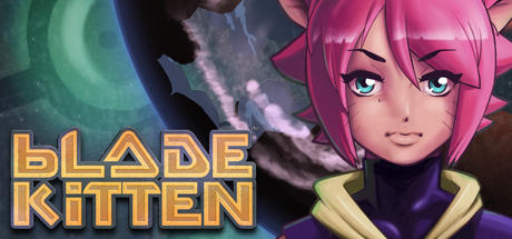 Blade Kitten Windows Front Cover 2014 re-release