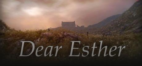 Dear Esther Macintosh Front Cover