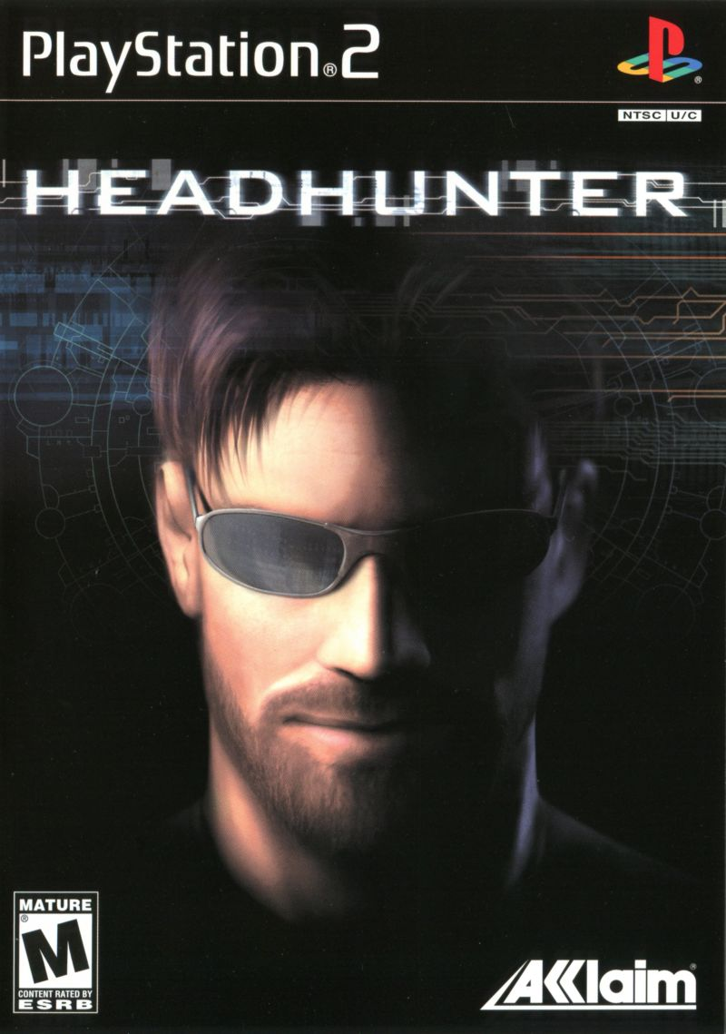 Headhunter For Playstation 2 2002 Mobygames