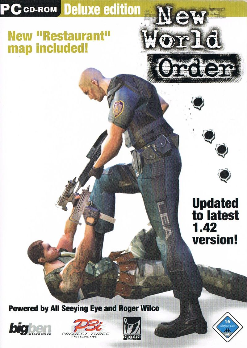 New World Order: Deluxe Edition for Windows (2003) - MobyGames