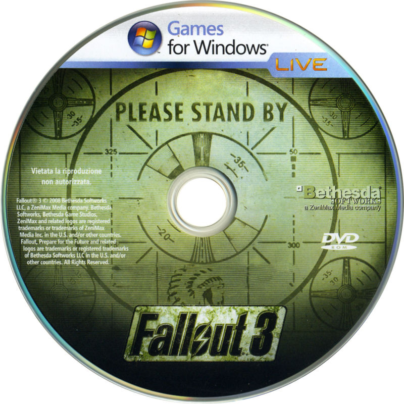 Fallout 3 Windows Media