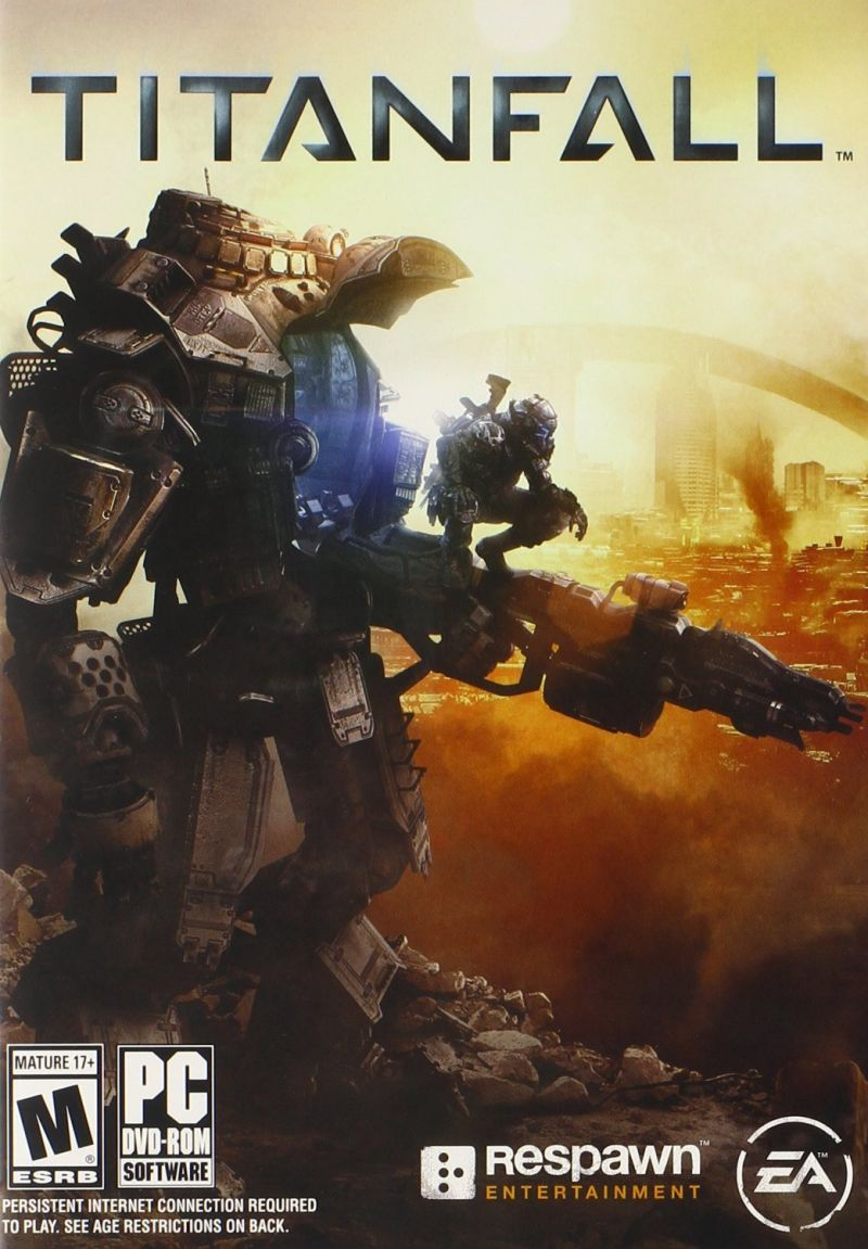 Titanfall Windows Front Cover