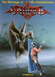 Ultima II: The Revenge of the Enchantress... Windows Front Cover
