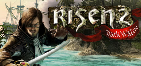Risen 2: Dark Waters Windows Front Cover Newer cover version