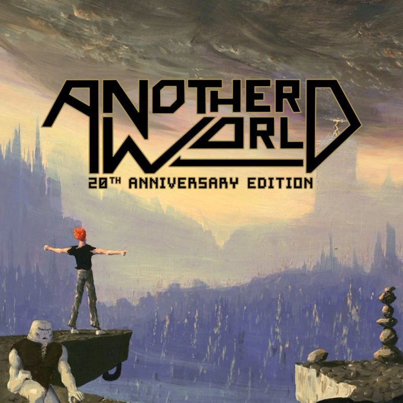 Another World: 20th Anniversary Edition for PlayStation 4 ...