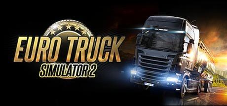 Euro Truck Simulator 2 Linux Front Cover
