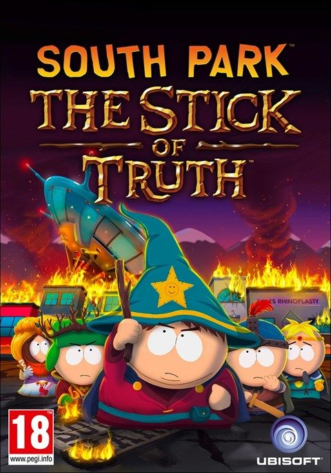 South Park: The Stick of Truth Windows Front Cover