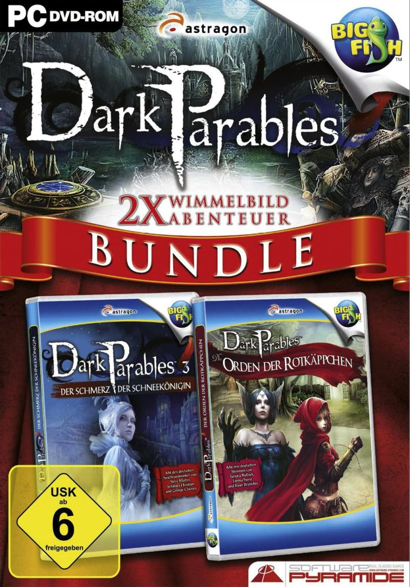Dark Parables Bundle