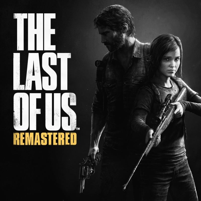 The Last of Us: Remastered PlayStation 4 Front Cover US version