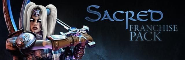 Sacred: Franchise Pack