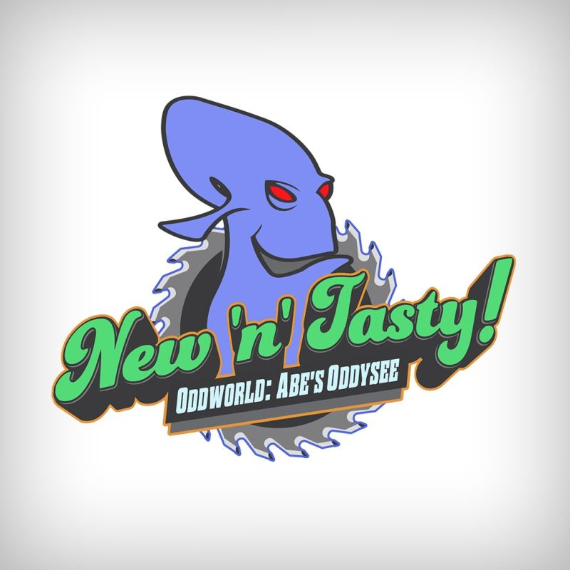 Oddworld: Abe's Oddysee - New 'n' Tasty! PlayStation 3 Front Cover