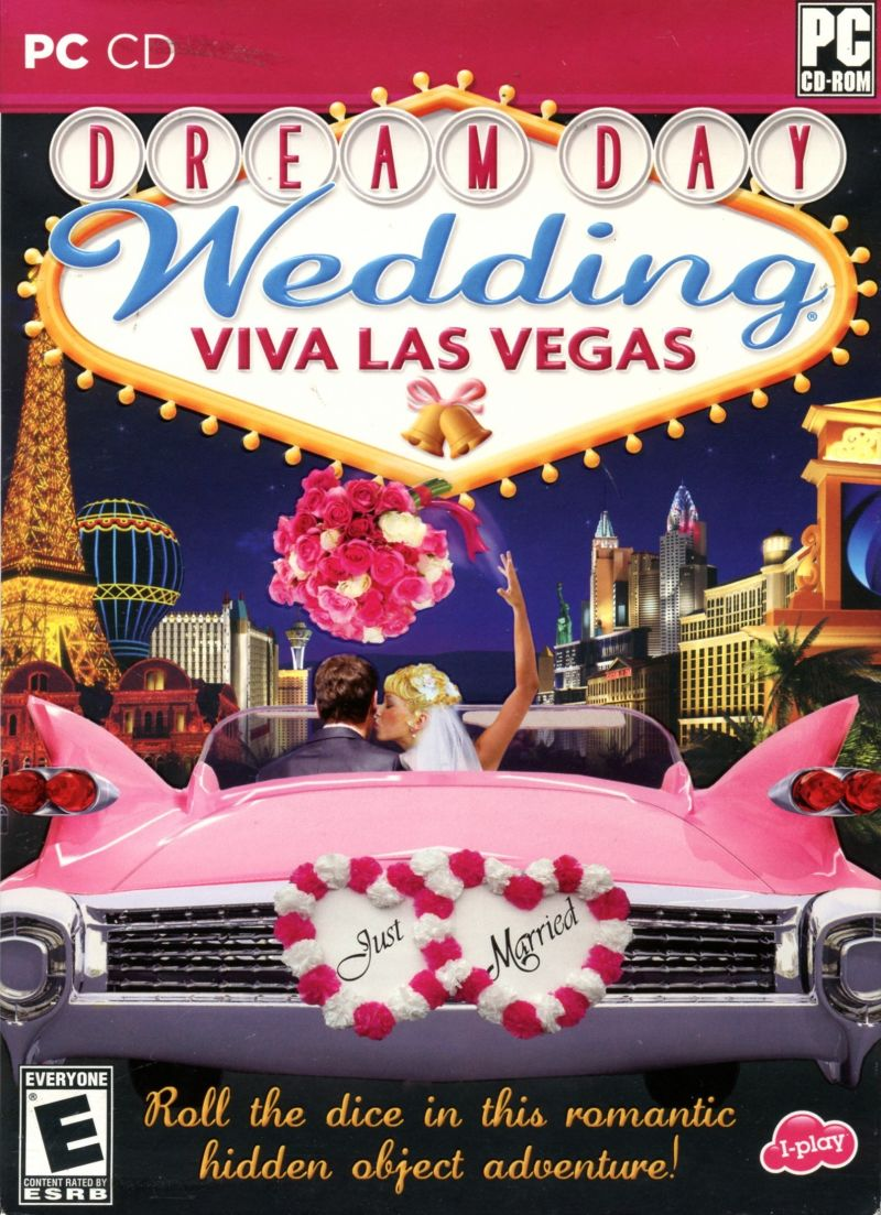 Dream Day Wedding Viva Las Vegas Windows Front Cover