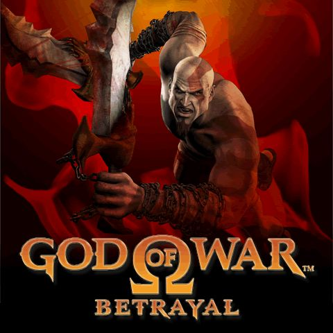 God of War: Betrayal J2ME Front Cover