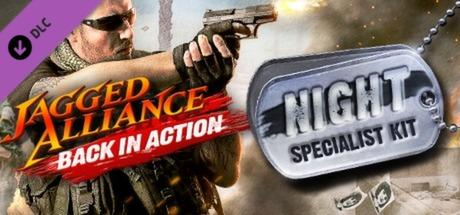 Jagged Alliance: Back in Action - Night Specialist Kit