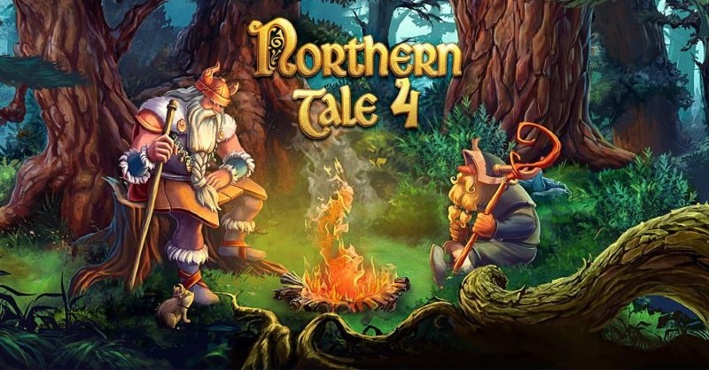Northern Tale 4 Windows Front Cover